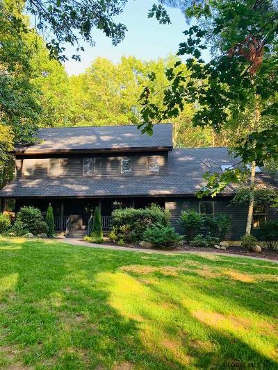 Wilton Single Family Home New: 4507 Route 50