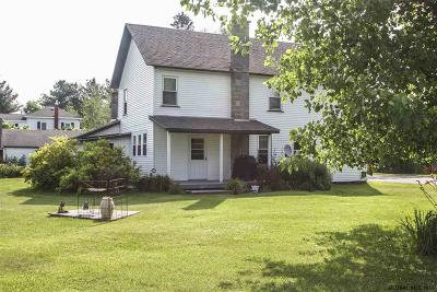 Washington County Single Family Home New: 9 Washington County Route 59a