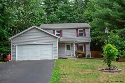 Saratoga County Single Family Home New: 6 Larkspur Dr