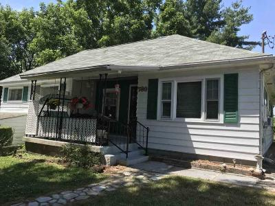 Claverack Single Family Home New: 780 State Route 66