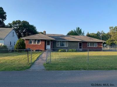 Schenectady County Single Family Home New: 1445 Regal Av
