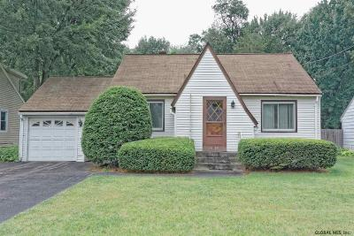Schenectady County Single Family Home New: 1038 Eugene Dr