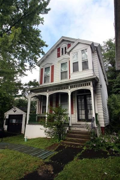 Troy Two Family Home For Sale: 125 Oakwood Av