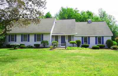 Saratoga County Single Family Home New: 17 Plant Rd
