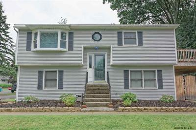 Schenectady Single Family Home New: 358 Clayton Rd