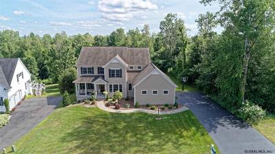 Saratoga County Single Family Home New: 3 Horizon Dr