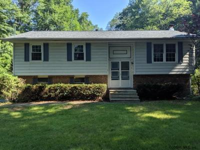 Saratoga County Single Family Home New: 4 Lilac Ct