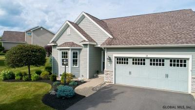 Saratoga County Single Family Home New: 14 Hampton Cir