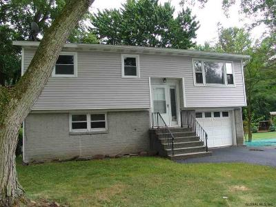 Niskayuna Single Family Home New: 350 Ferris Rd