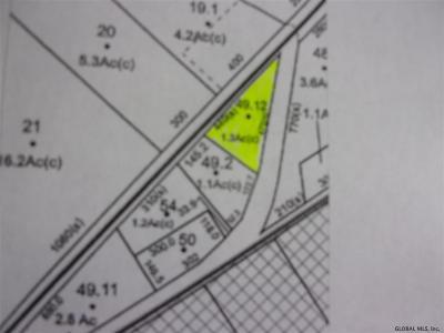 Benson, Broadalbin, Day, Edinburg, Hadley, Hope, Mayfield, Mayfield Tov, Northampton Tov, Northville, Providence Residential Lots & Land For Sale: Ferguson Rd