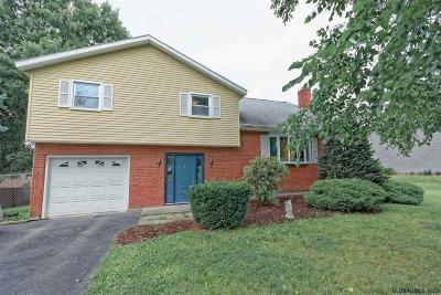 Scotia Single Family Home For Sale: 9 Vista Dr