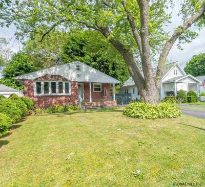 Schenectady County Single Family Home New: 1929 Banker Av