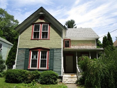 Rensselaer County Single Family Home New: 1857 Highland Av