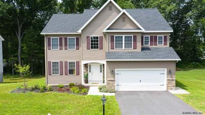 Saratoga County Single Family Home New: 17 Heritage Pointe Dr