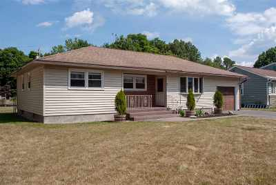 Schenectady County Single Family Home New: 5 Old Fort Av