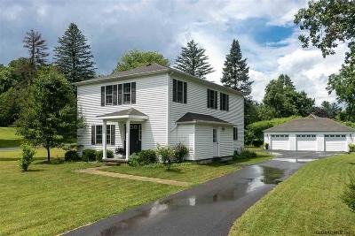 Rensselaer County Single Family Home New: 5 Inglewood Rd