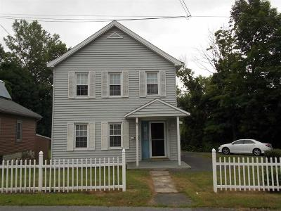 Saratoga County Single Family Home New: 4 8th St