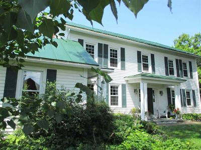 Schenectady County Single Family Home New: 111 Beard Rd