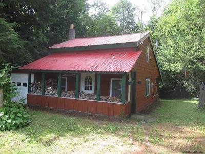 Fulton County Single Family Home New: 554 Avery Rd