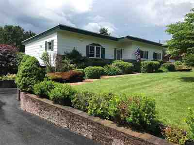 Schenectady County Single Family Home New: 12 Snake Hill Rd