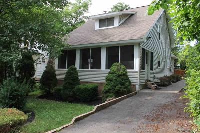 Lake George Single Family Home For Sale: 2 Lake St