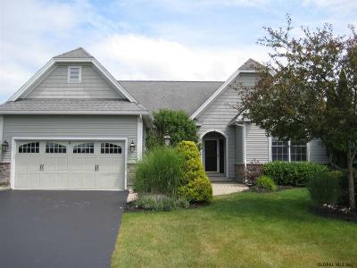 Saratoga County Single Family Home New: 6 Camden Ct
