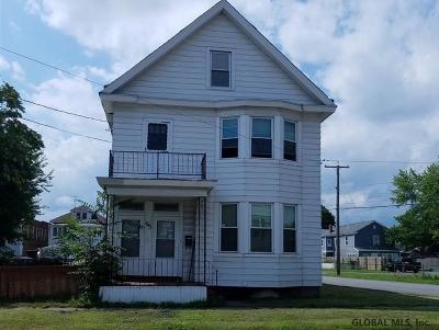 Albany County Multi Family Home New: 443 2nd Av