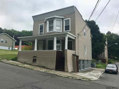 Troy Two Family Home For Sale: 11 Lincoln Av