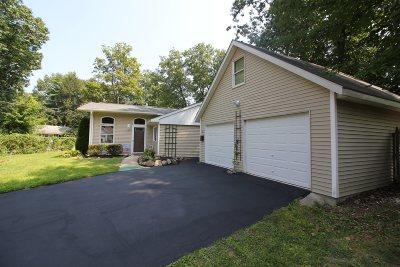 Ballston Spa, Round Lake Single Family Home For Sale: 3 Frederick La