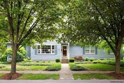 Single Family Home Price Change: 136 State St