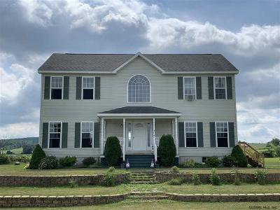 Canajoharie Single Family Home New: 132 Shunk Rd