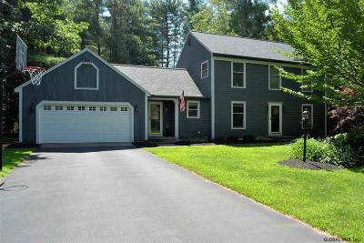 Queensbury, Fort Ann Single Family Home For Sale: 10 Brickoven Rd