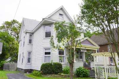 Gloversville Single Family Home For Sale: 20 Lexington Av