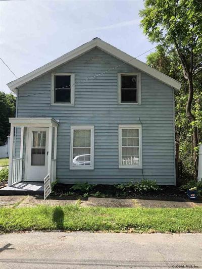 Ballston Spa, Round Lake Single Family Home For Sale: 62 Van Buren St