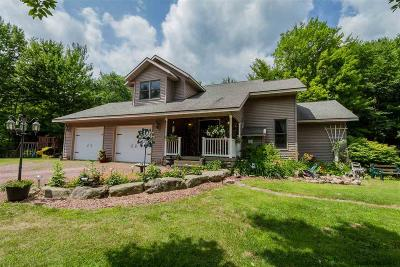 Lake Luzerne Single Family Home For Sale: 88 Stonewall Dr