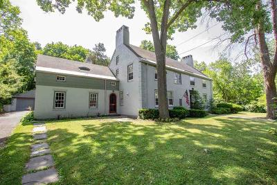 Schenectady Single Family Home For Sale: 1424 Wendell Av