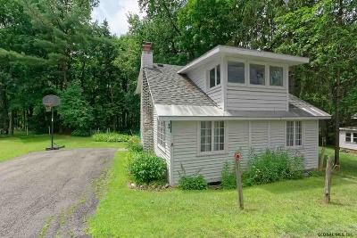 Clifton Park Single Family Home Active-Under Contract: 27 Eastside Dr