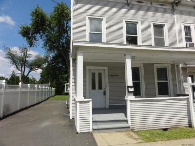Rensselaer NY Single Family Home New: $109,000