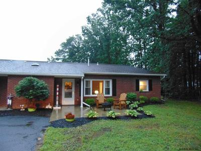 Clifton Park Single Family Home For Sale: 8b La Costa Dr