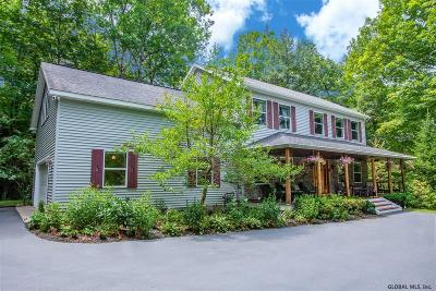Lake George Single Family Home Price Change: 20 Short St