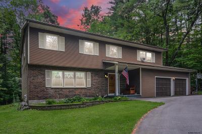 Wilton Single Family Home For Sale: 6 Joseph La