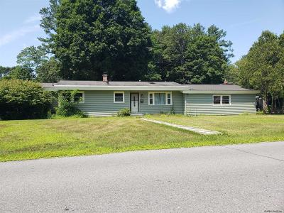 Queensbury, Fort Ann Single Family Home For Sale: 4 Pinewood Av