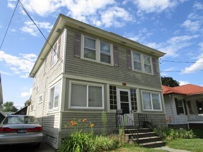 Scotia Single Family Home For Sale: 214 2nd St