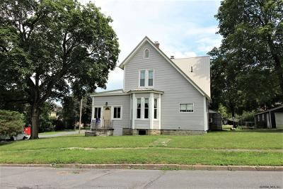 Canajoharie Single Family Home For Sale: 25 Barclay St