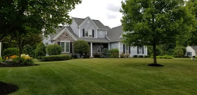Halfmoon Single Family Home For Sale: 20 Outlook Dr North