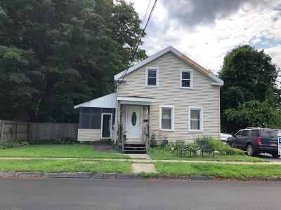 Glens Falls Single Family Home For Sale: 46 Cherry St