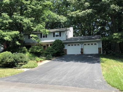 Clifton Park Single Family Home For Sale: 35 Brookline Dr