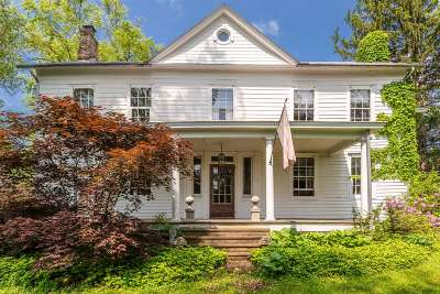 Dutchess County Single Family Home For Sale: 8459 Albany Post Rd