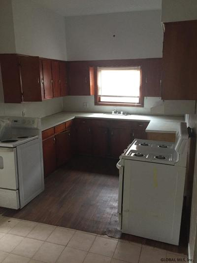 Schenectady Multi Family Home For Sale: 1507 Carrie St