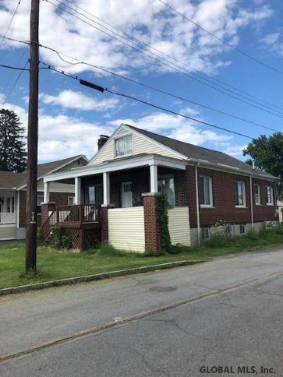 East Greenbush Single Family Home For Sale: 1 Lakeview Av